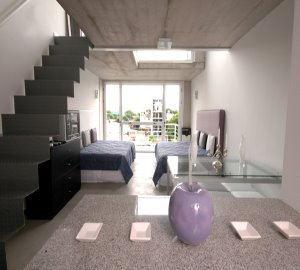 3 loft in pieno Palermo Hollywood
